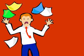 4 symptomen van schoolstress