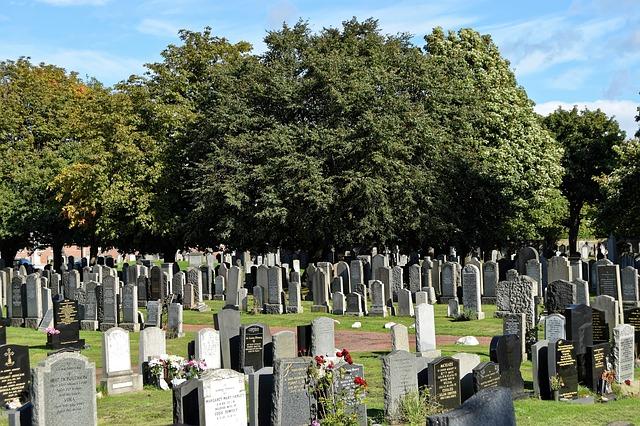 begrafenissteen