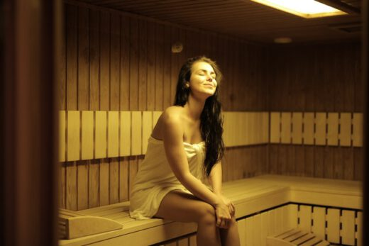 verschillende soorten sauna's